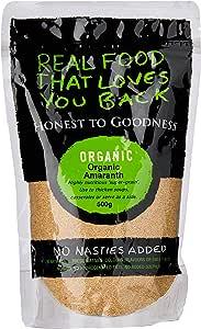 Honest to Goodness Organic Amaranth, 500g
