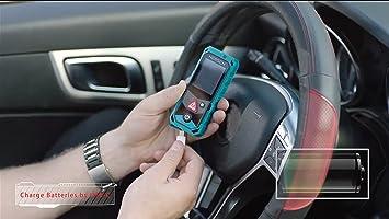 Iphone Entfernungsmesser Iphone : Hersch lem laser entfernungsmesser bluetooth app drehbares