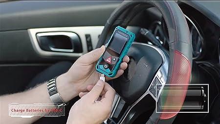 Iphone Entfernungsmesser Display : Hersch lem laser entfernungsmesser bluetooth app drehbares
