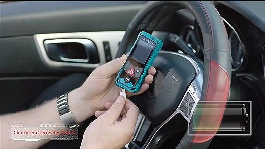 Iphone Entfernungsmesser Kaufen : Hersch lem 100 laser entfernungsmesser bluetooth app drehbares