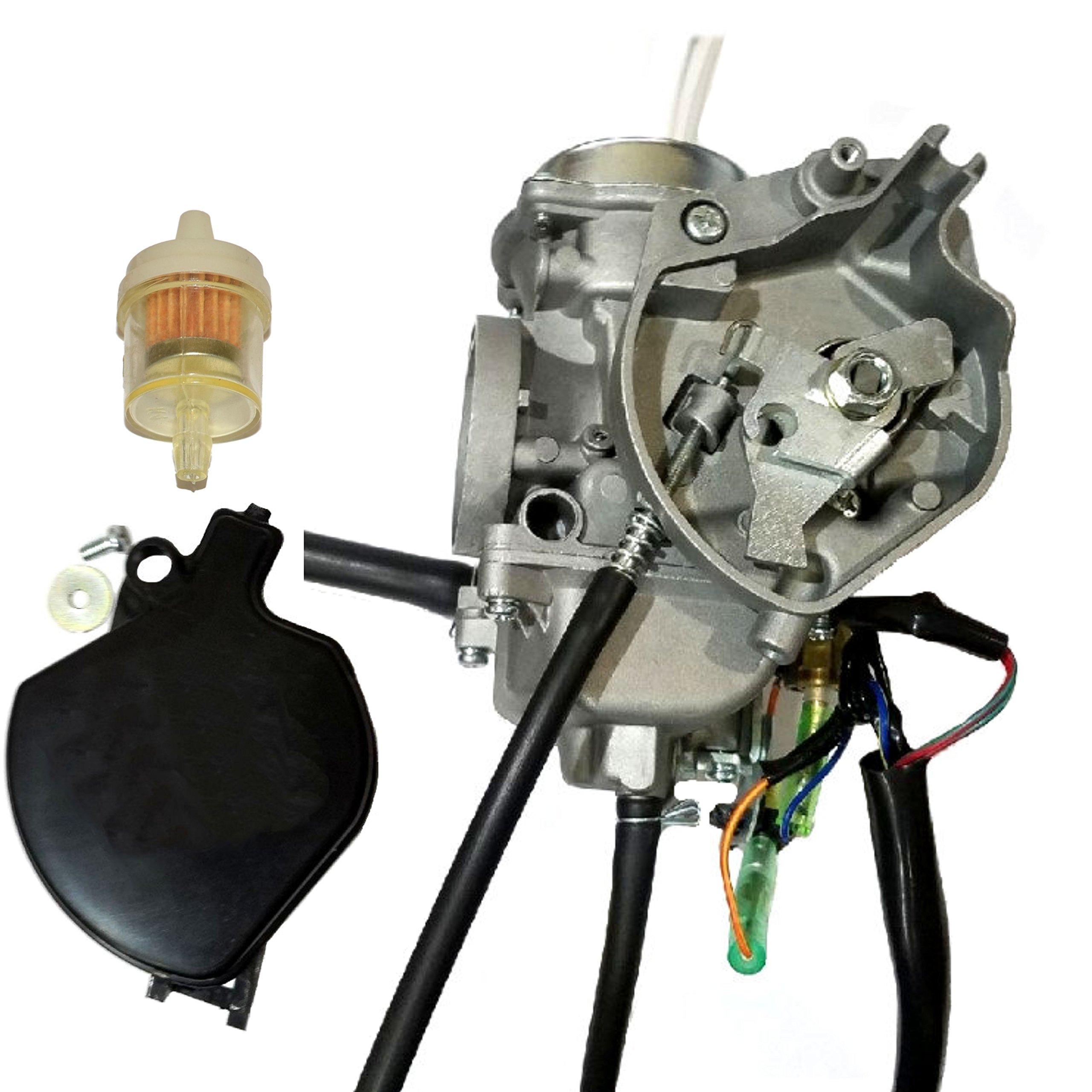 3/% HP 5/% FUEL PERFORMANCE SPARK PLUG Kawasaki KLF 220 250 300 400 A Bayou