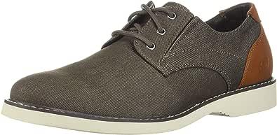 Skechers Parton Wilcon, Zapatos de Cordones Brogue Hombre