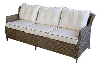 Amazon De Rattan Gartenmobel Garten Lounge Set Klassisch