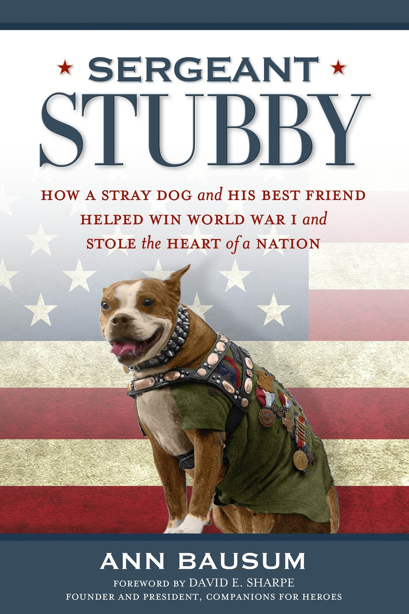 Sergeant Stubby: How a Stray Dog and His Best Friend Helped Win World War I and Stole the Heart of a Nation pdf epub