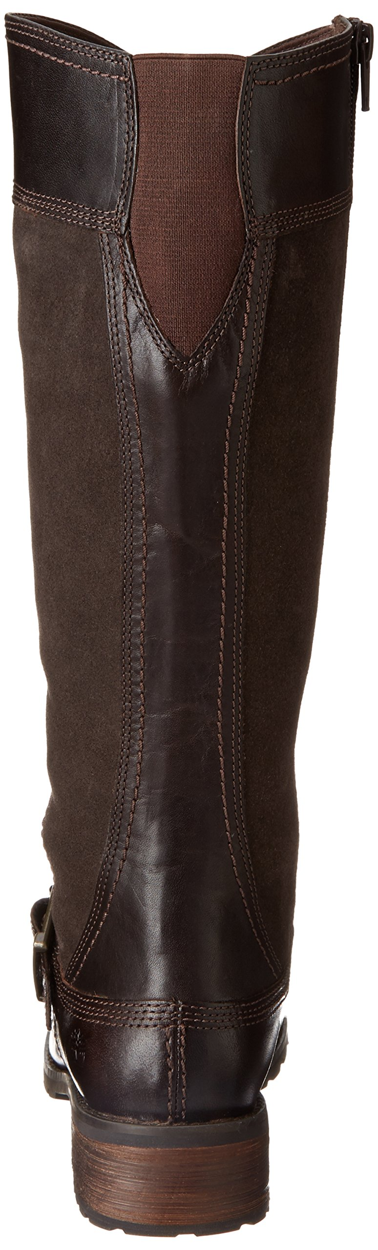 Timberland Women's EK Bethel Tall Harness Boot,Brown,6 W US by Timberland (Image #2)