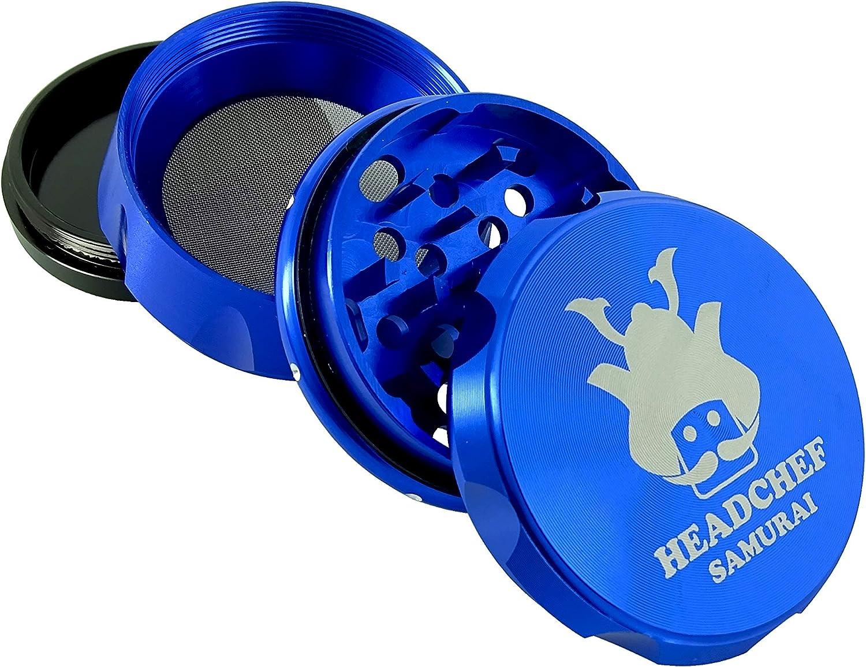 Head Chef Samurai azul: Amazon.es: Hogar