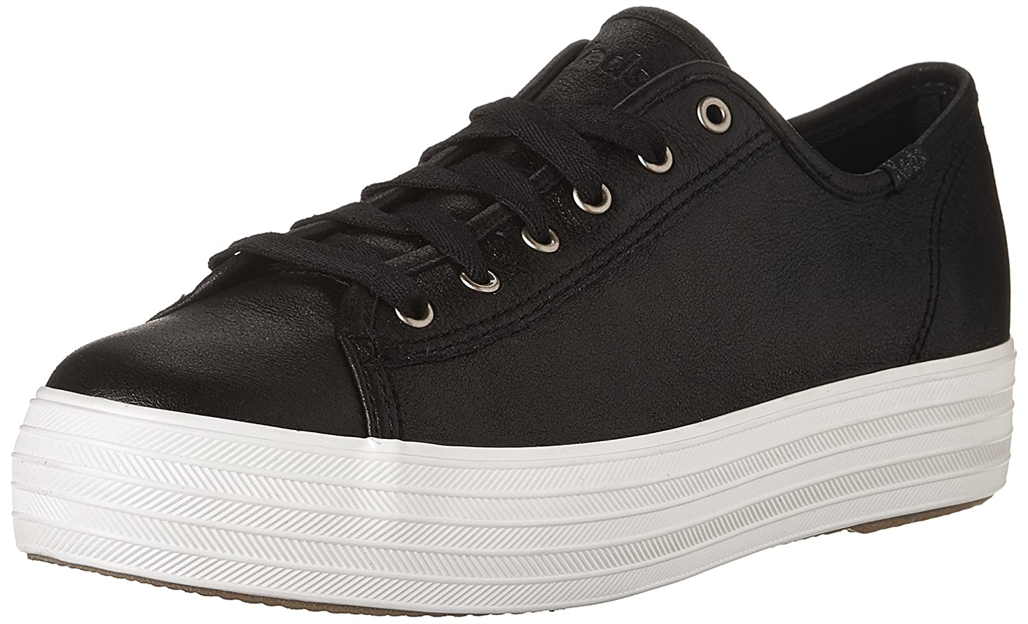 Triple Kick Metallic Suede B01MZBQ7HN 6.5 M US|Black