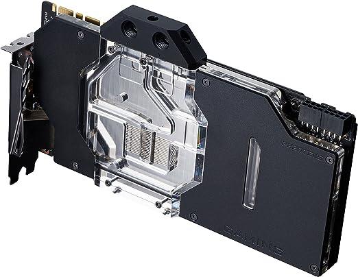 Phanteks PH-GB1080TiMS/_BK01 GPU Full Water Block MSI Gaming RGB Lighting Black