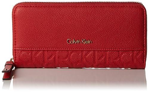 Calvin Klein JeansMISH4 Large ZIPAROUND - Billetera Mujer ...