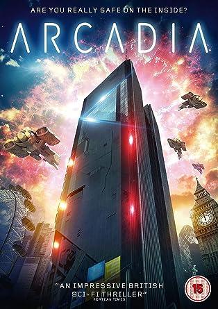 Arcadia [DVD]: Amazon co uk: Marc Baylis, Rufus Wright, Gillian