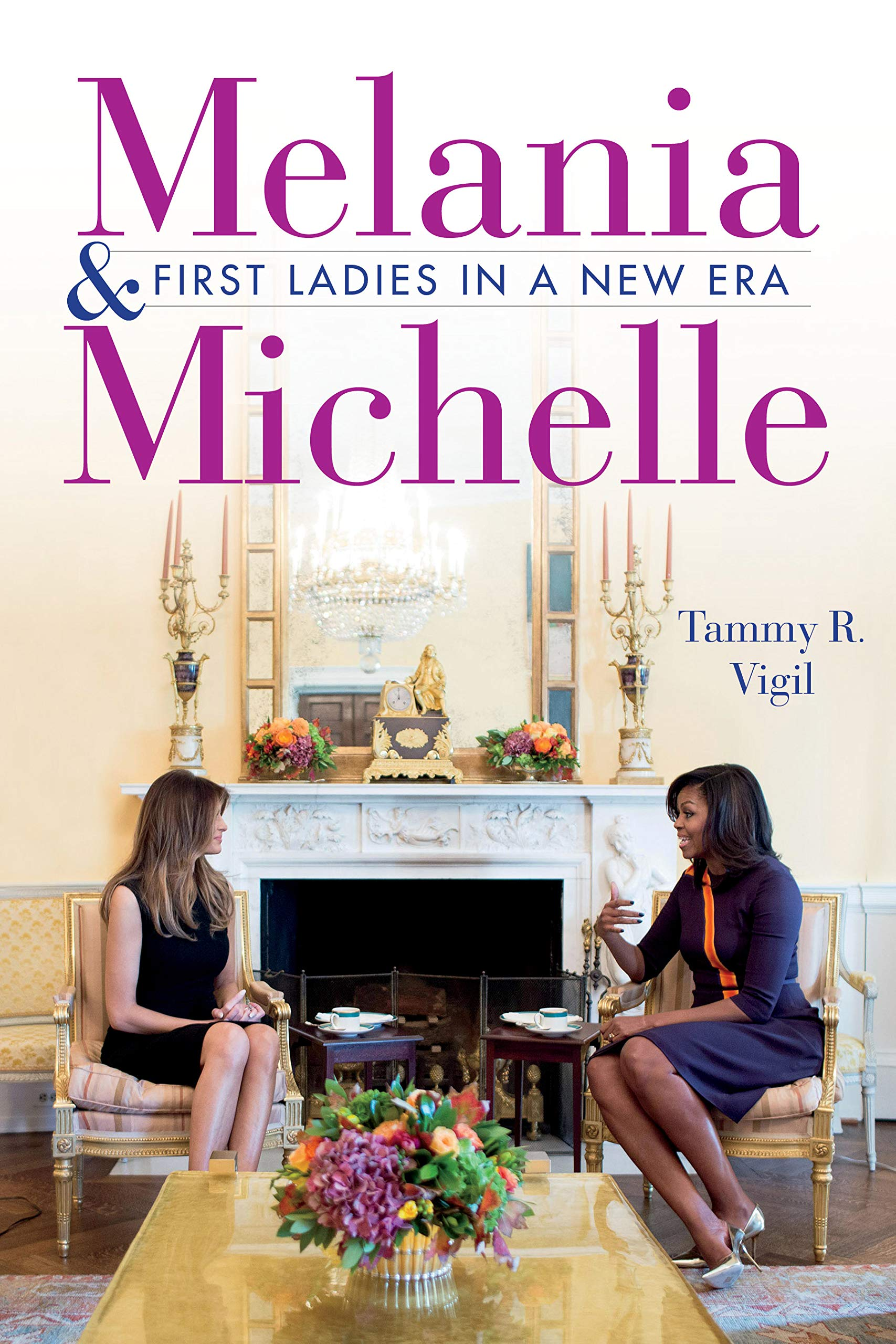 Image result for melania and michelle book