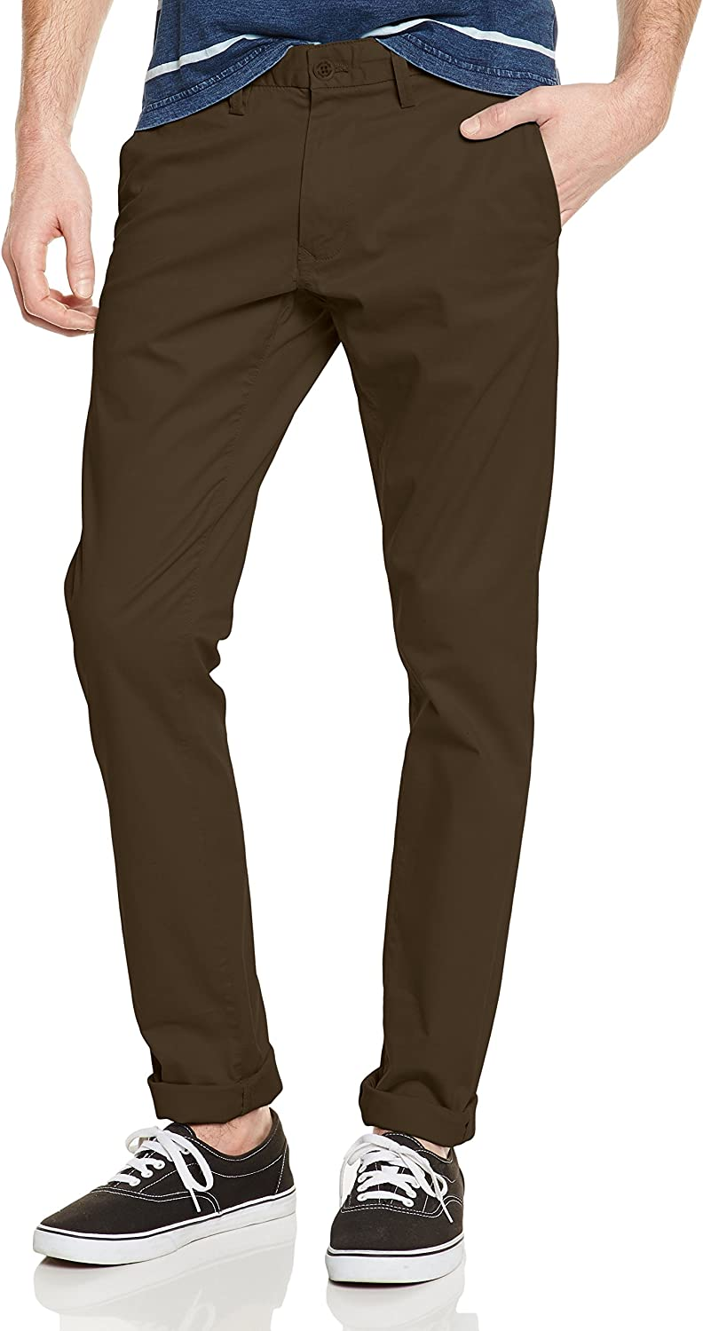 Teddy Smith Chino Stretch, Pantalones para Hombre