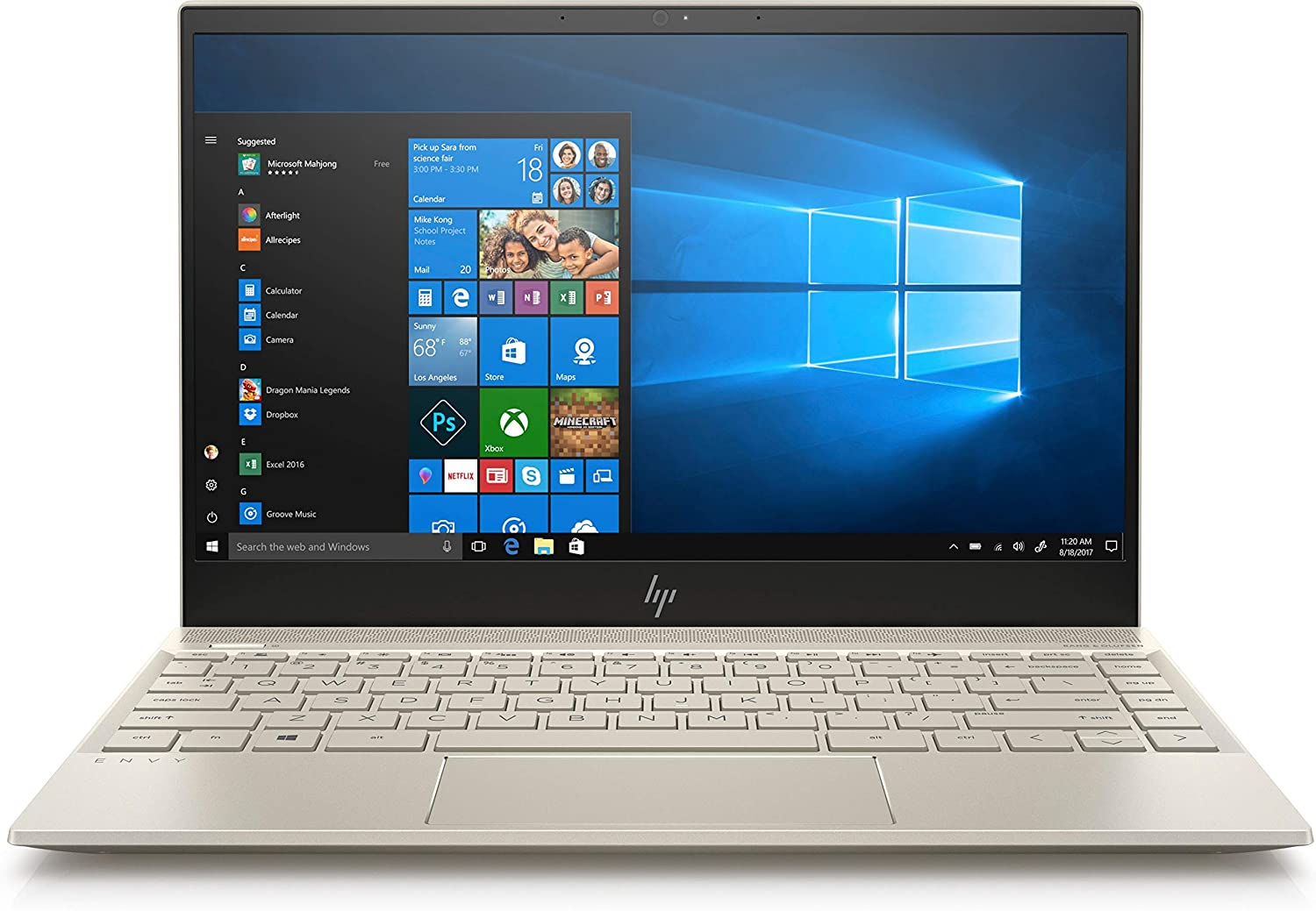 HP Envy 13 Ultra Thin Laptop 13.3
