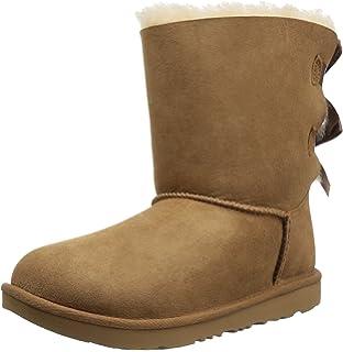 8b4dd7fb4be Amazon.com | UGG Kids K Bailey Bow II Fashion Boot | Boots