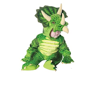 Underwraps Baby\'s Triceratops: Clothing [5Bkhe1805963]