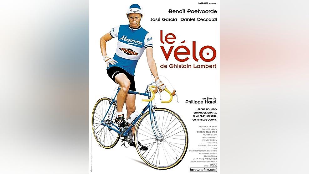 Le Velo de Ghislain Lambert (English Subtitled)
