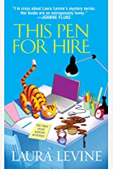 This Pen For Hire (A Jaine Austen Mystery series Book 1) Kindle Edition