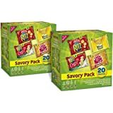 Nabisco Savory Cracker Variety Snack Packs, 20 Count Box (Pack of 2)