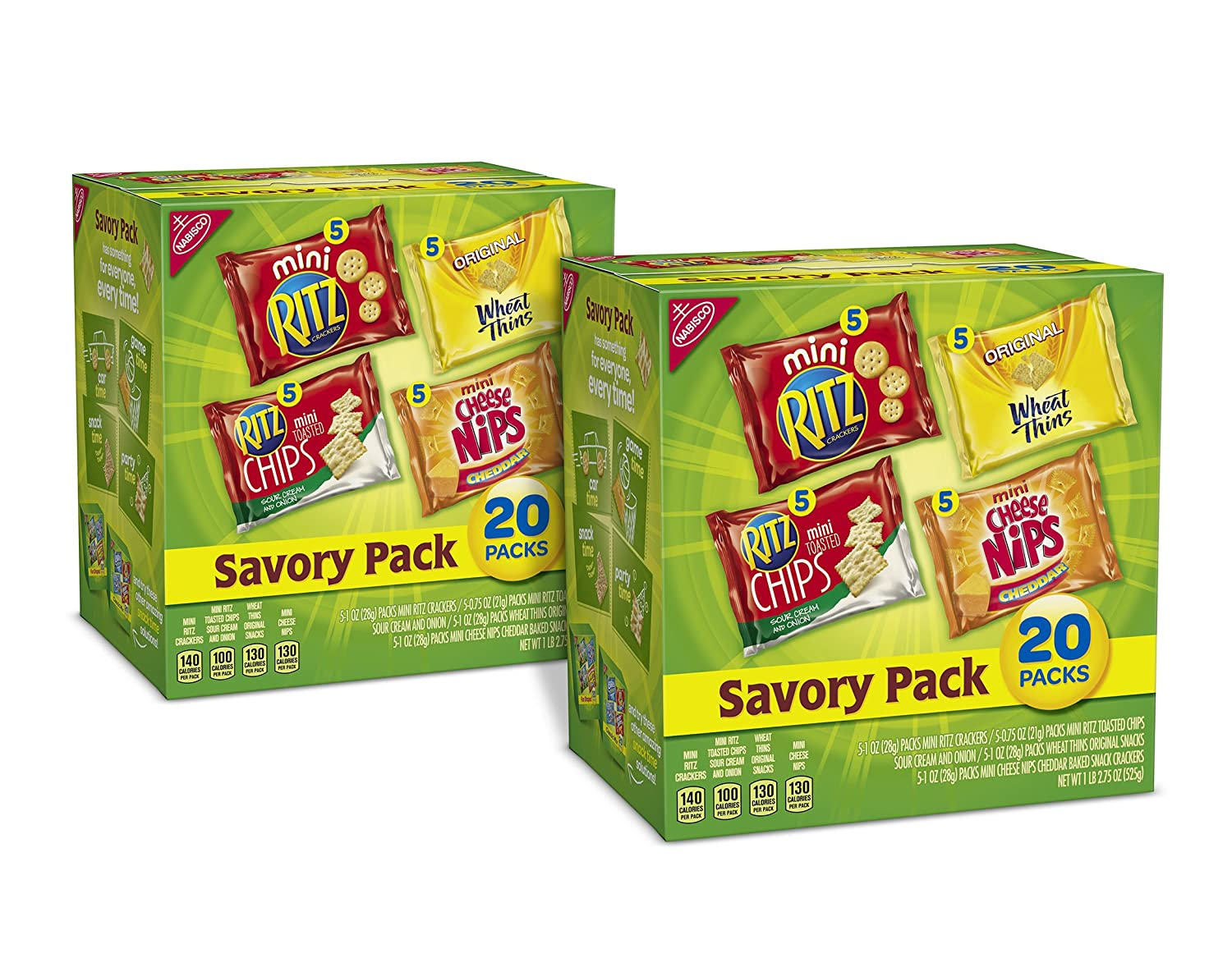 Nabisco Savory Cracker Variety...