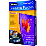 Fellowes Glossy Pouches A5 100 pcs. 80mµ - Plastificador