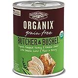 Castor & Pollux Organix Butcher & Bushel Grain Free Organic Canned Dog Food, 12 Count 12.7 Oz