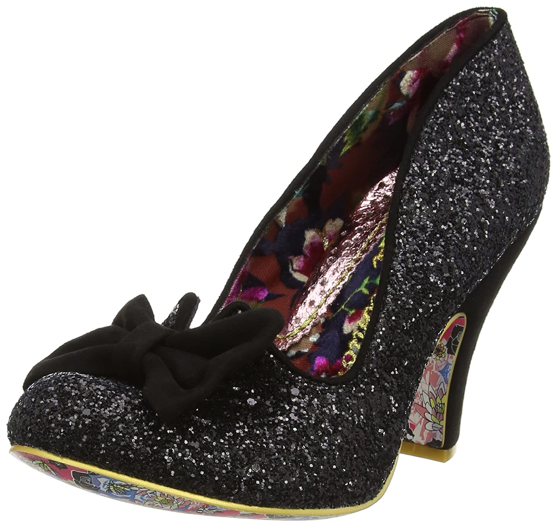 TALLA 38 EU. Irregular ChoiceNick of Time - Zapatos de Tacón Mujer