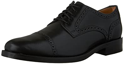 Cole Haan Men's Madison Grand Cap Oxford, Black, ...
