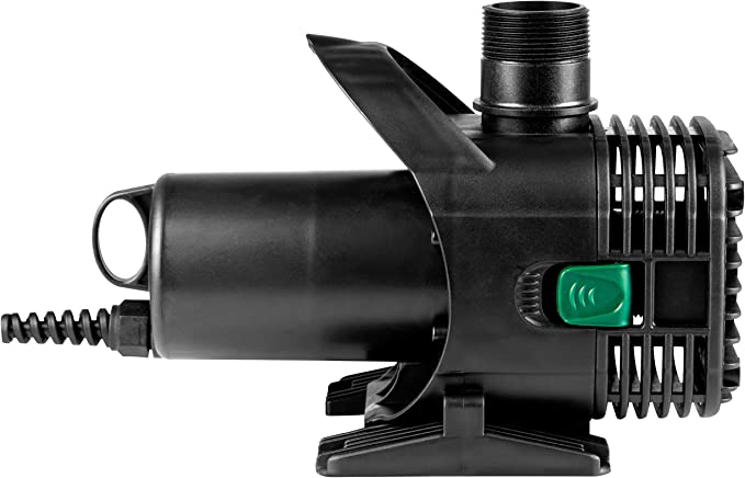 1200Gph Little Giant F Series F10-1200 566724 Wet Rotor Pump with 20-Feet Cord