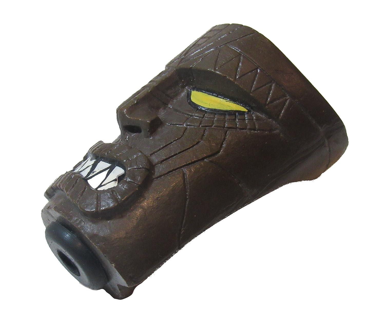 Custom Angry Tiki Head Shift Knob Shifter Rat Rod Lever Totem Nor Cal Speed