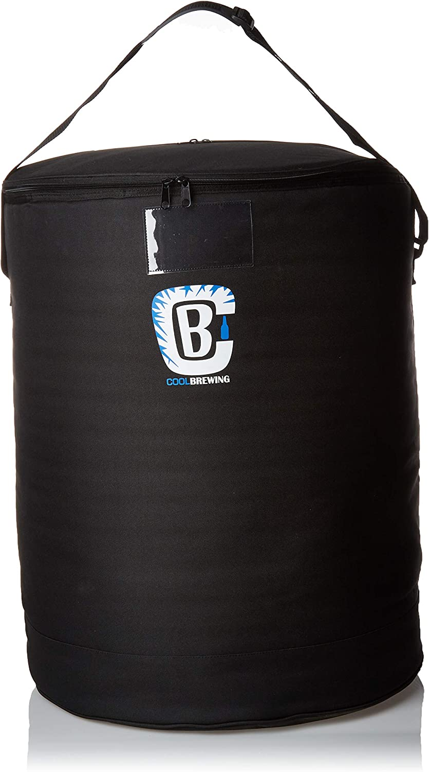 Home Brewing Fermentation Cooler - Beer Brewing Temperature Control, Keg Cooler, Fermentation Brewing Bag. The Original - Cool Brewing Fermentation Cooler.