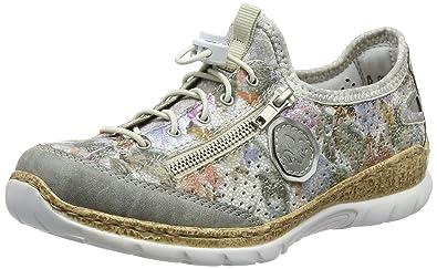 Rieker Damen N42v1 Slip On Sneaker