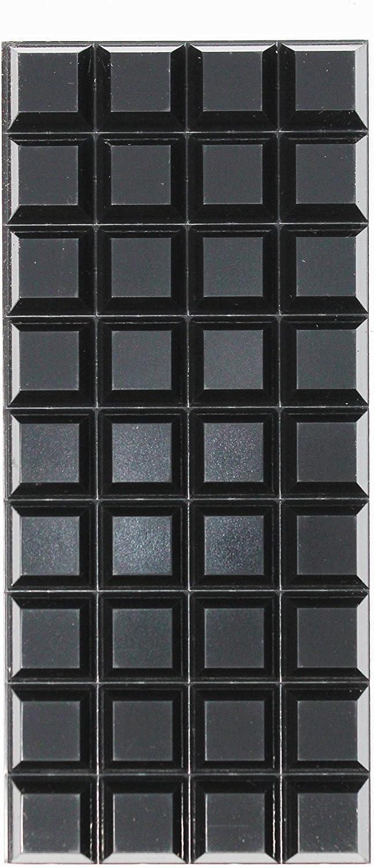 3M Bumpon SJ5023 Black Blister Pack (36 Bumpons) 0.81 in Width x 0.3 in Height