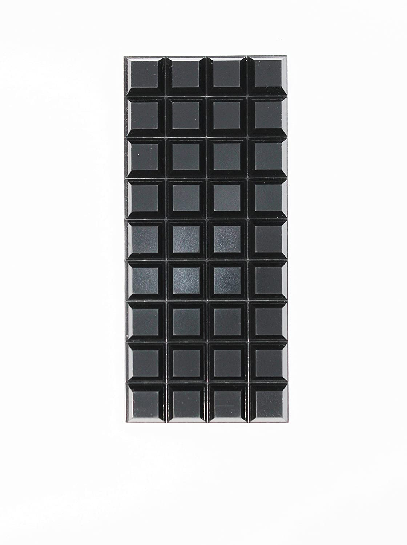 36 Bumpons 0.81 in Width x 0.3 in Height 3M Bumpon SJ5023 Black Blister Pack
