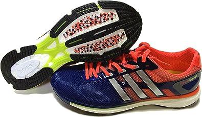 adidas - Zapatillas de Running de plástico para Mujer Bleu/Orange ...