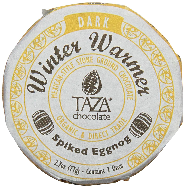 Amazon.com : Taza Chocolate Mexicano Chocolate Disc, Spiked Eggnog ...