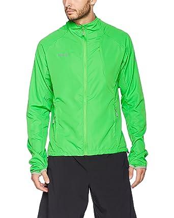 Izas Brezel Chaqueta de Running, Hombre: Amazon.es: Ropa y ...