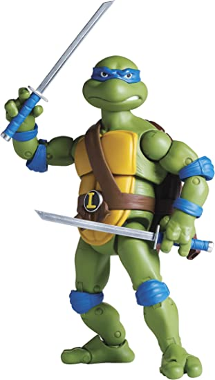 Teenage Mutant Ninja Turtles TMNT Classic Collection Figure 4pc Set