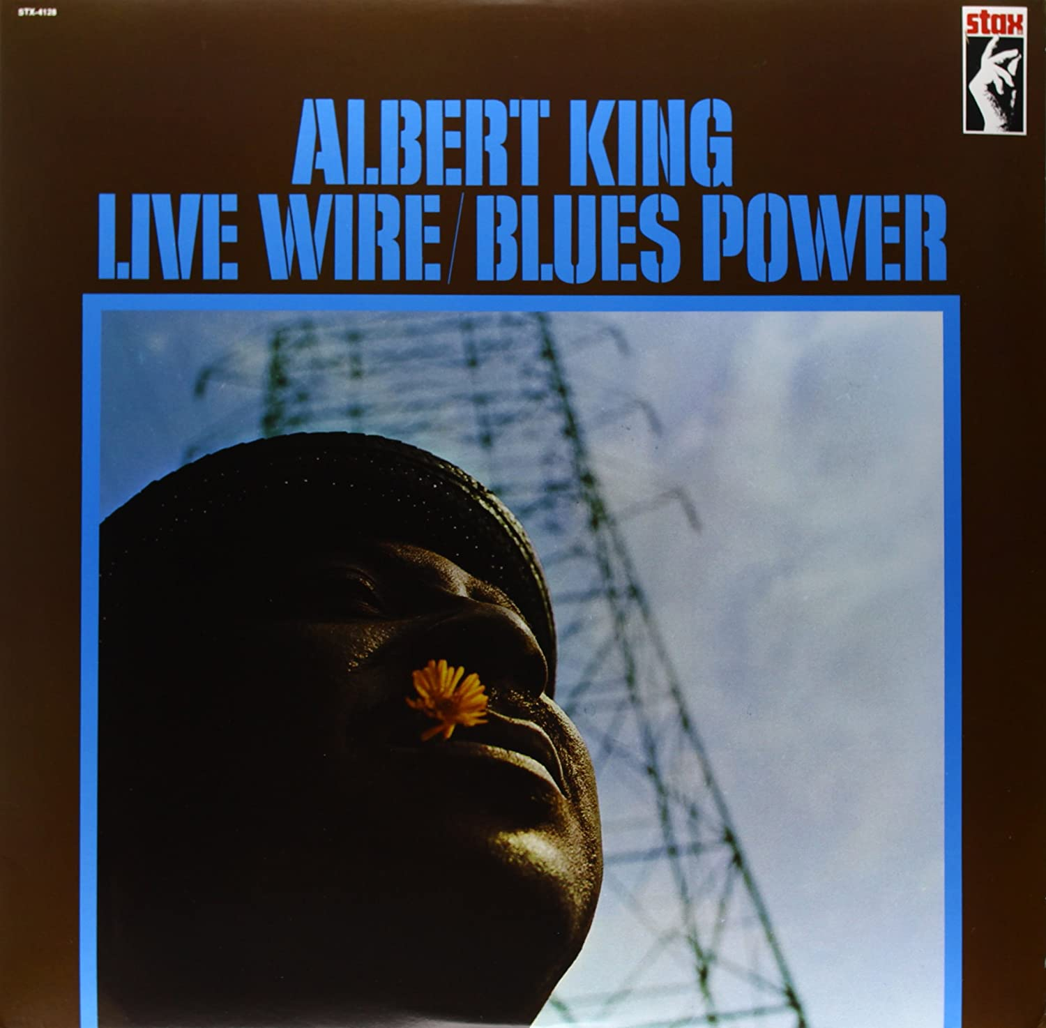 Live Wire / Blues Power [VINYL]: Amazon.co.uk: Music