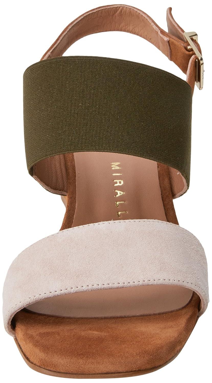 PEDRO (Nude) MIRALLES Damen 18366 Knöchelriemchen Sandalen Pink (Nude) PEDRO d1abeb