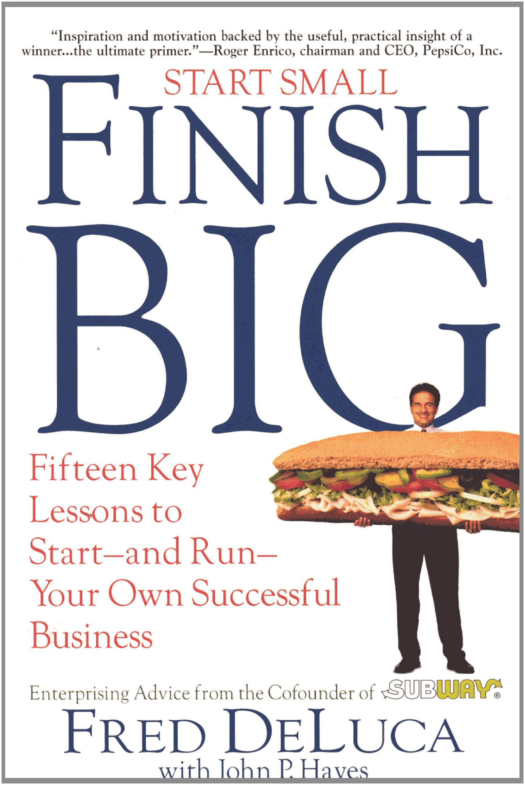 Download Start Small, Finish Big: 15 Key Lessons to Start--and Run--Your Own Successful Business PDF