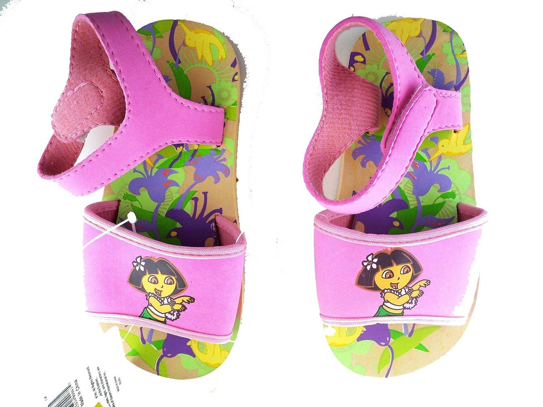 Pink Hula Dora the Explorer Sandals Size 2//3 Girls Size 2//3 Sandals