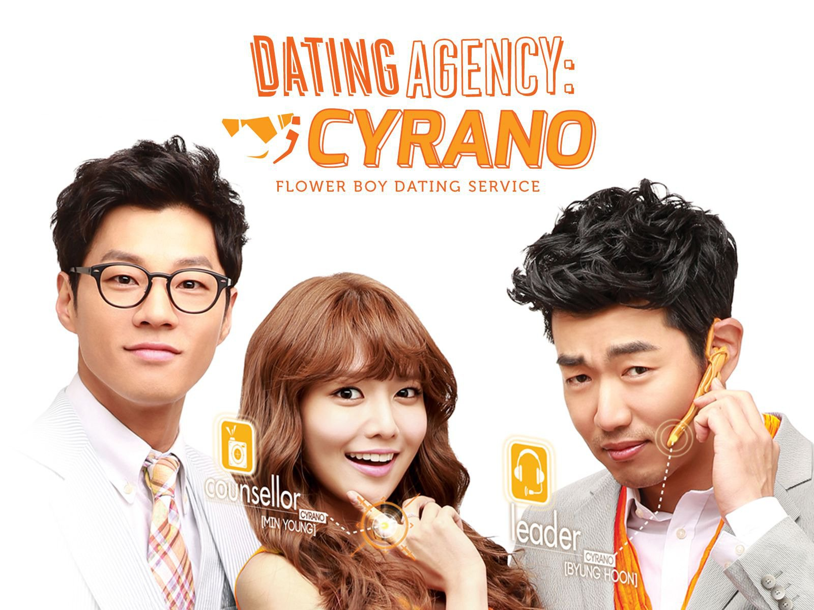 Sinopsis cyrano dating agency ep 6