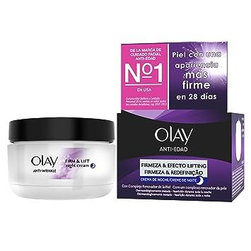Olay Anti-Edad Firmeza & Efecto Lifting Crema Reafirmante de Noche - 50 ml