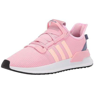 adidas Originals Women's U_Path Running Shoe, True Pink/Clear Orange/Black, 7 M US | Road Running