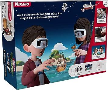 Mirabo : joue et apprends l'anglais – jeu éducatif en réalité augmentée et virtuelle
