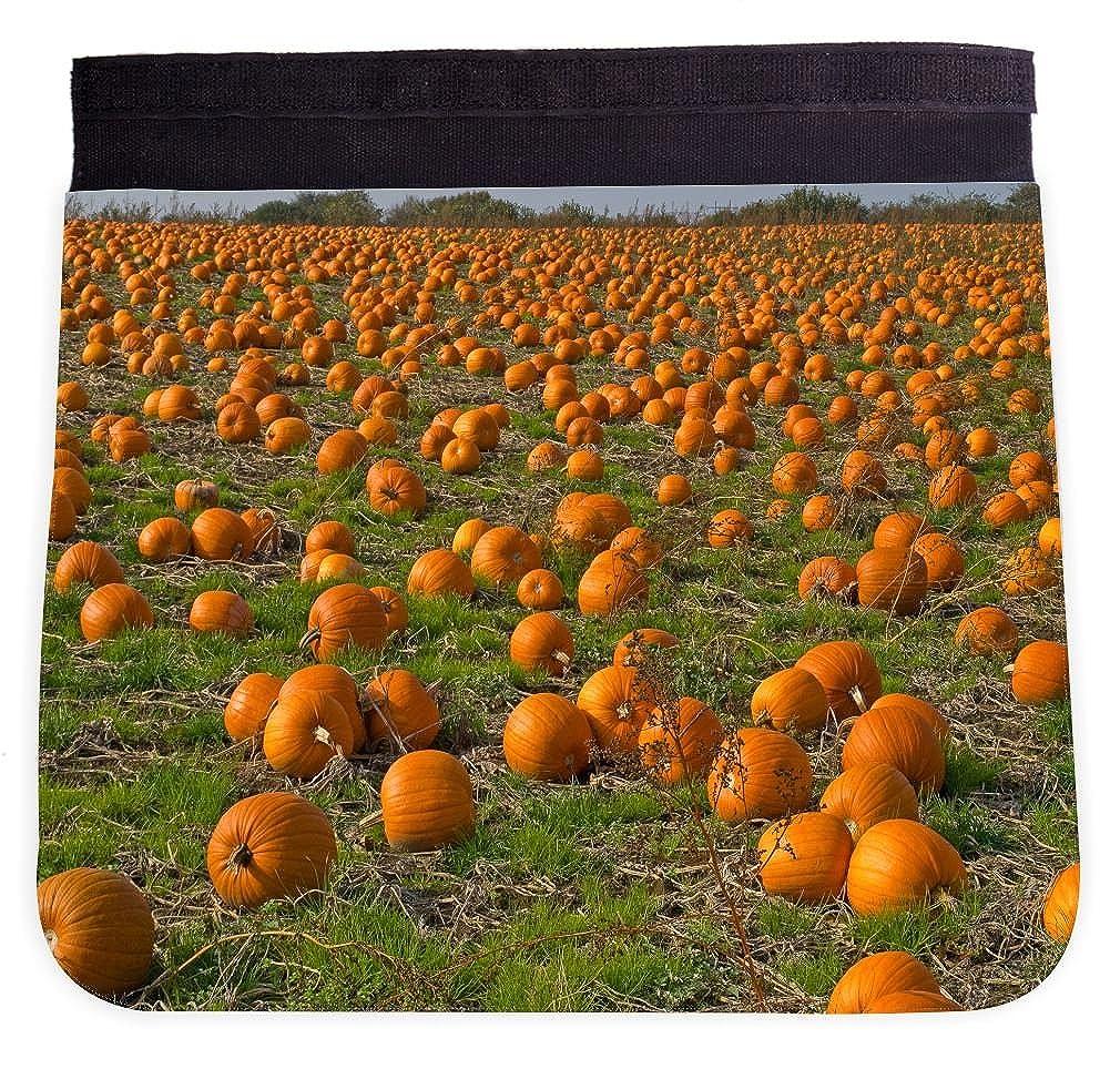 Rikki Knight APPAREL ユニセックスアダルト B07GBJMGKP Halloween Pumpkin Field Flap ONLY