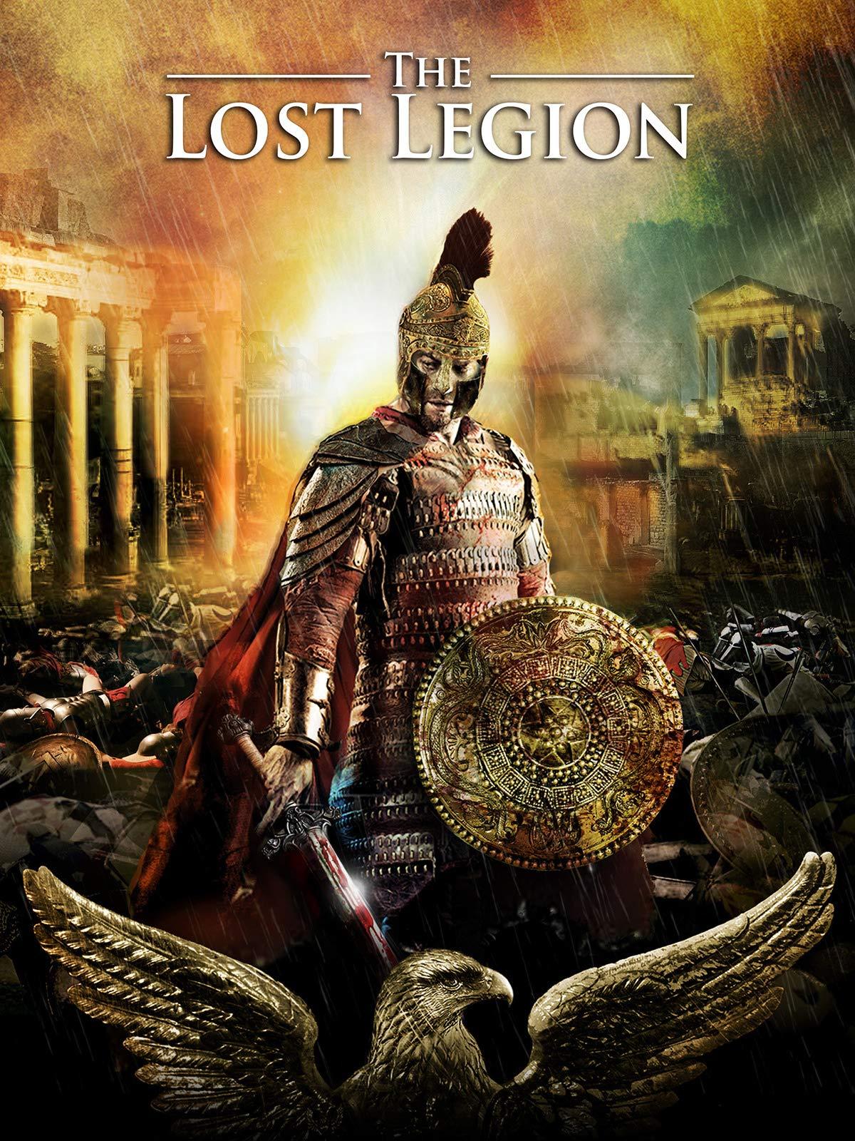 The Lost Legion on Amazon Prime Video UK