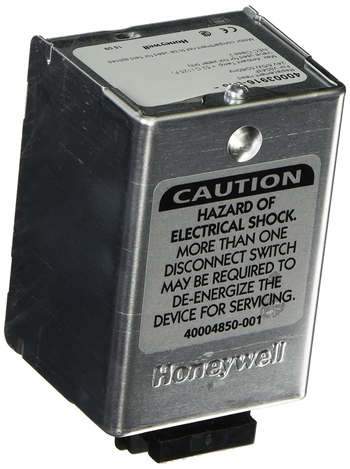 Honeywell 40003916-048//U Replacement Head with End Switch for V8043F Zone Valve 24 Volts