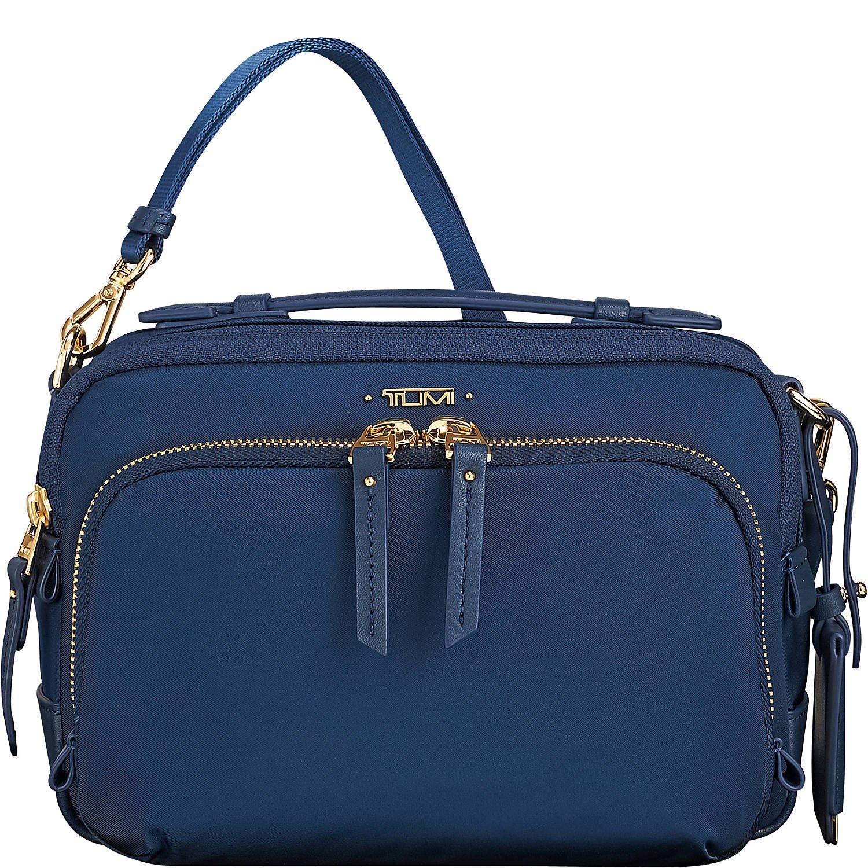 トゥミ バッグ ショルダーバッグ Voyageur Luanda Flight bag Ocean Blue [並行輸入品] B079FCCMX1No-Size
