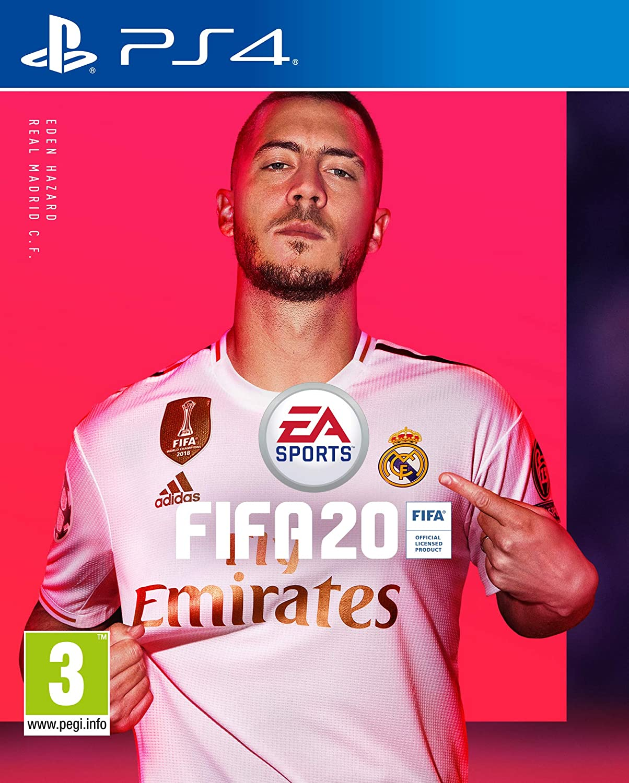 FIFA 20 - Standard - PlayStation 4 [Importación italiana]: Amazon.es: Videojuegos